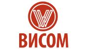 Логотип Visom